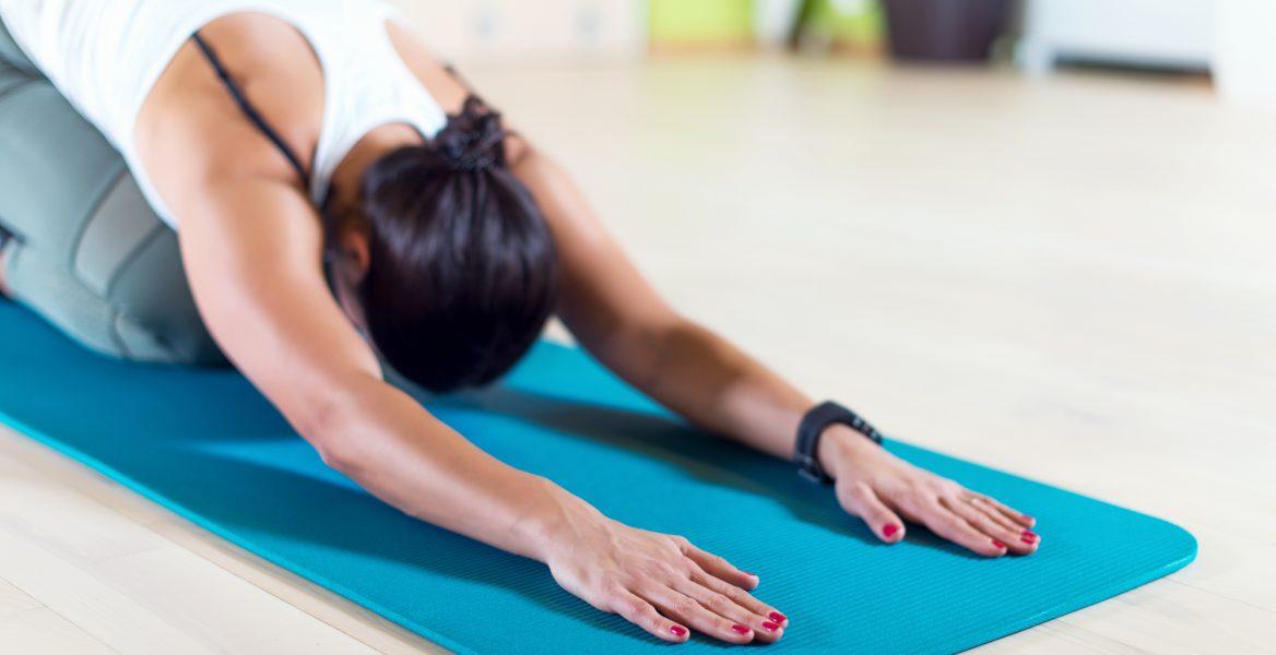 Stretching/Mobilisierung
